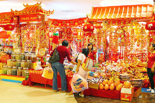 Chinese New Year Customs in Indonesia