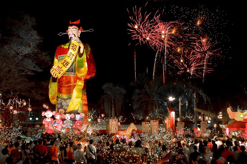 Unique Chinese New Year Traditions around the World