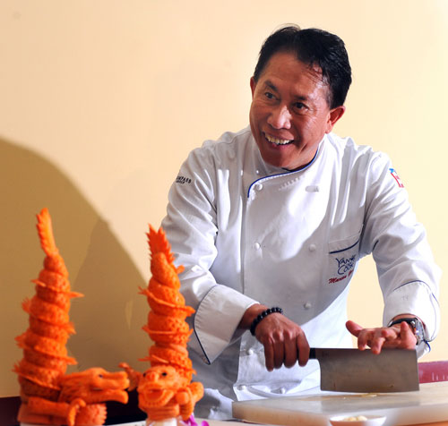 Martin Yan Hell S Kitchen