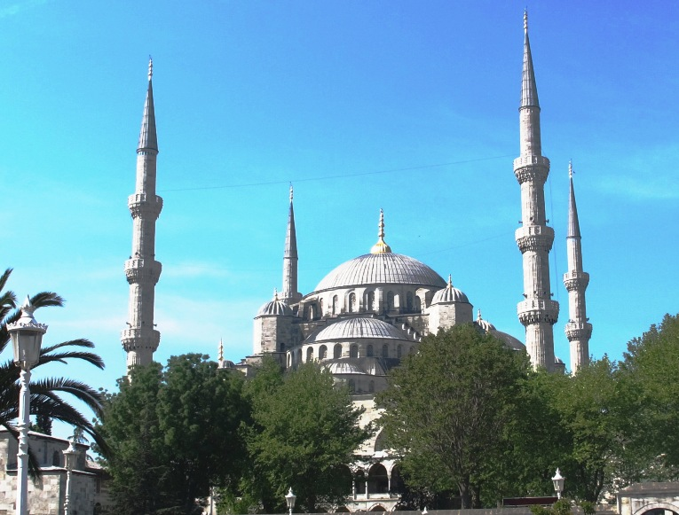 Chapter 1 Blue Mosque