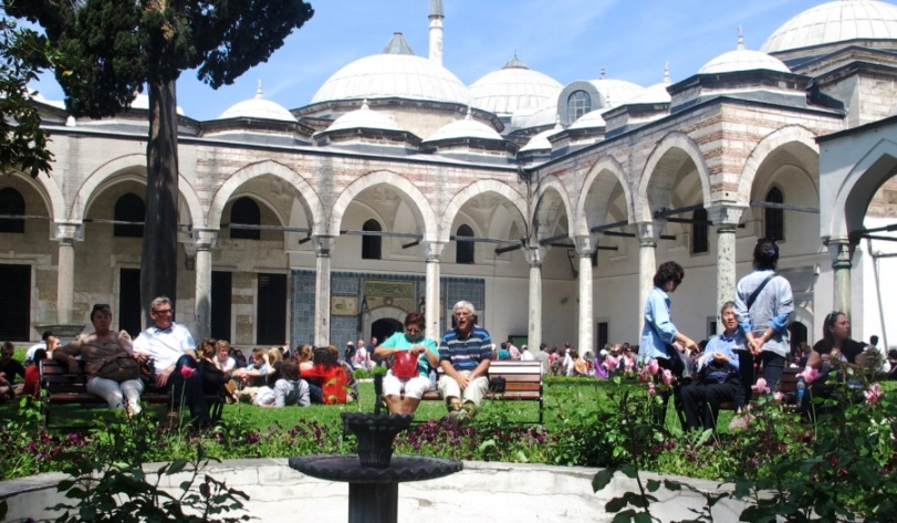 Chapter 2 Topkapi Palace