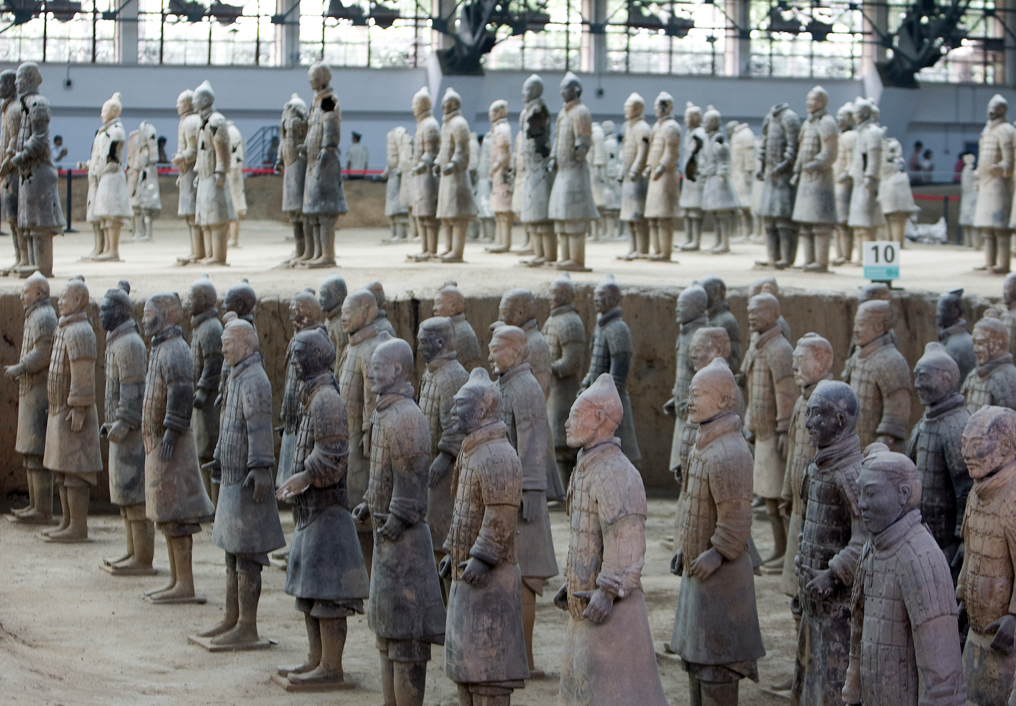 China Terracotta Warriors, the Splendor of First Dynasty