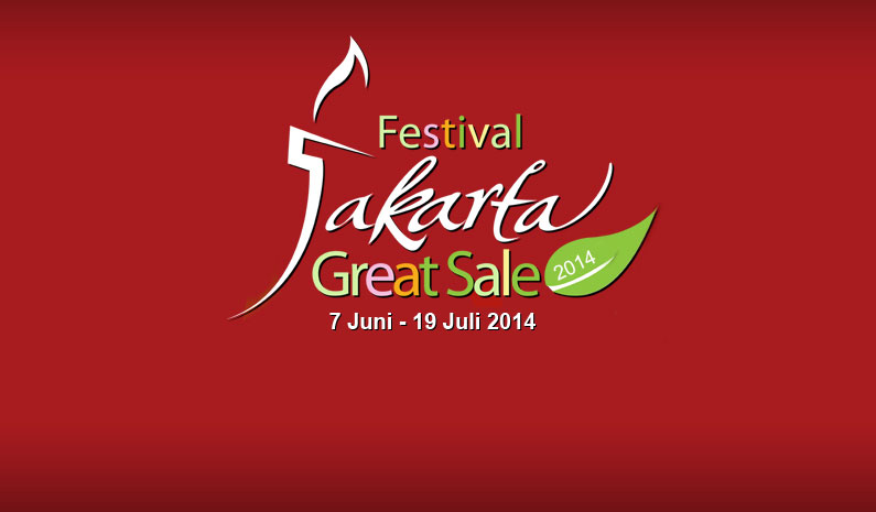 Jakarta Great Sale Event, Your Next Shopping Fest in June