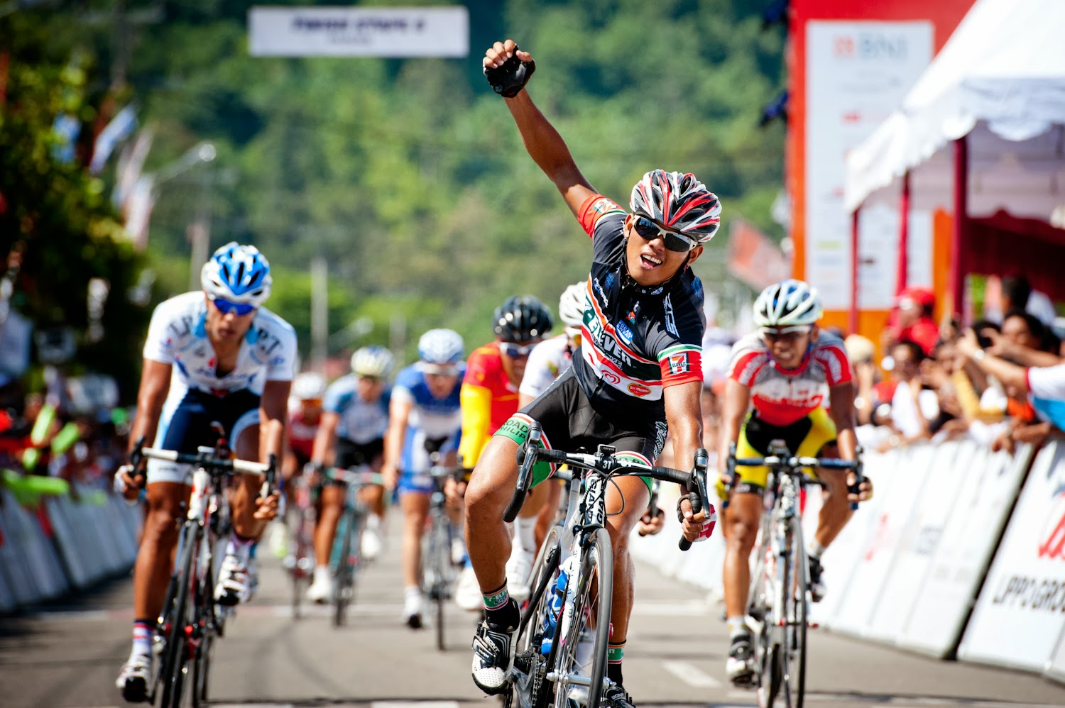 Get Ready for Indonesia's Tour de Singkarak in June