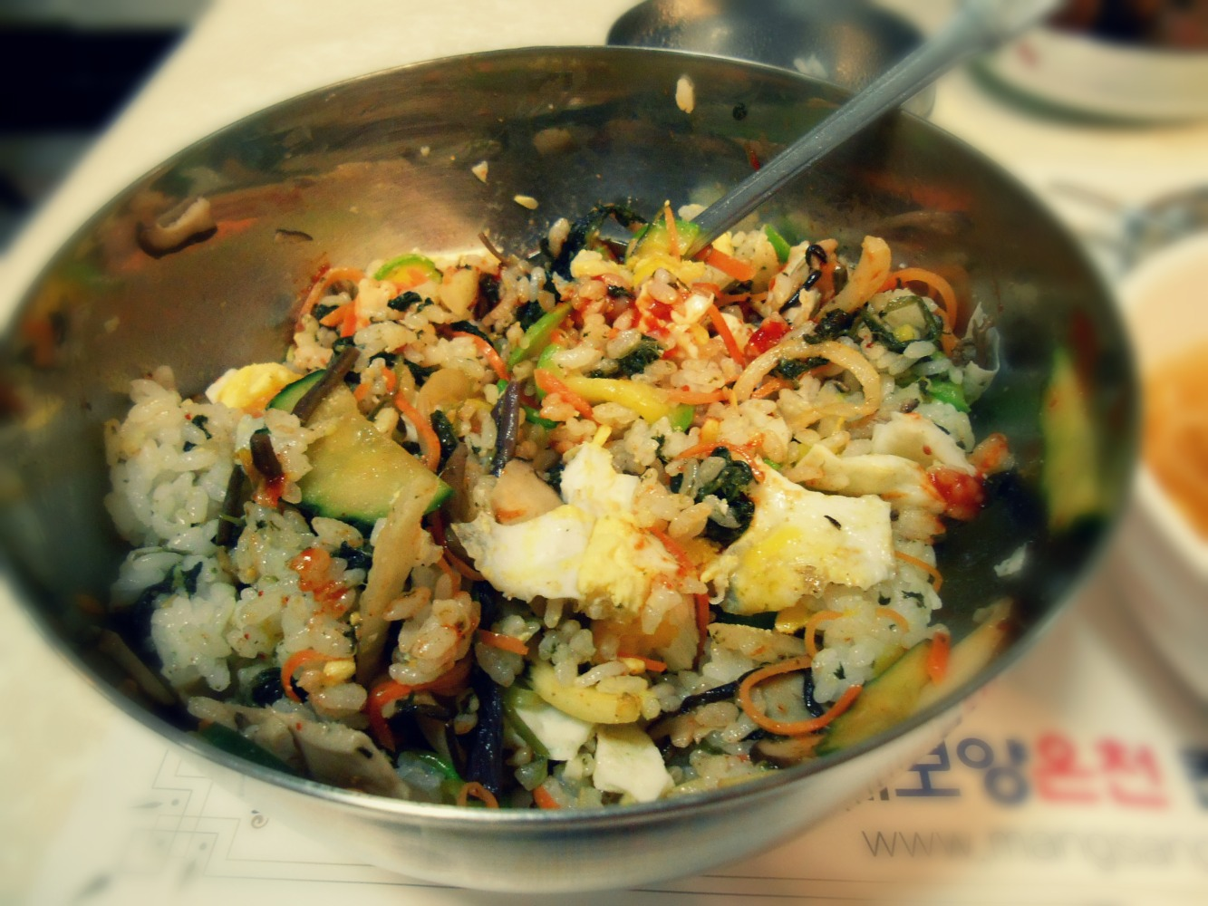Bibimbap – From Royal Table to Street Food