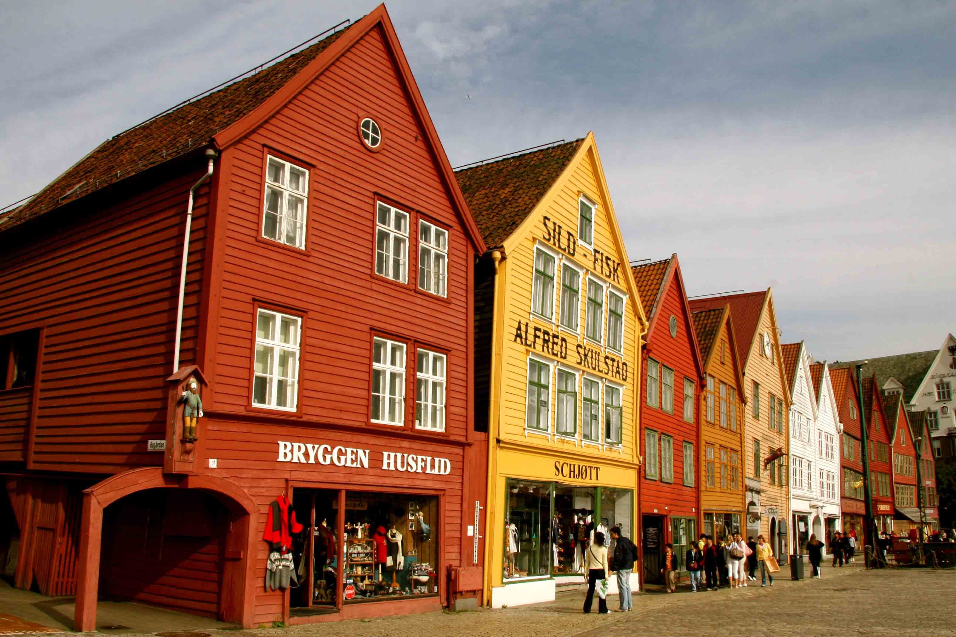 Top Tourist Destinations in Norway for Viking Experiences