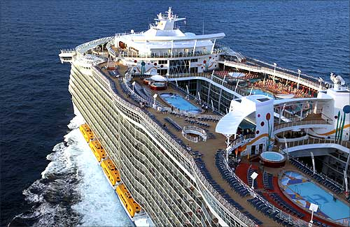 """Allure of The Seas"" : The Enchanted Biggest Cruise Ship"