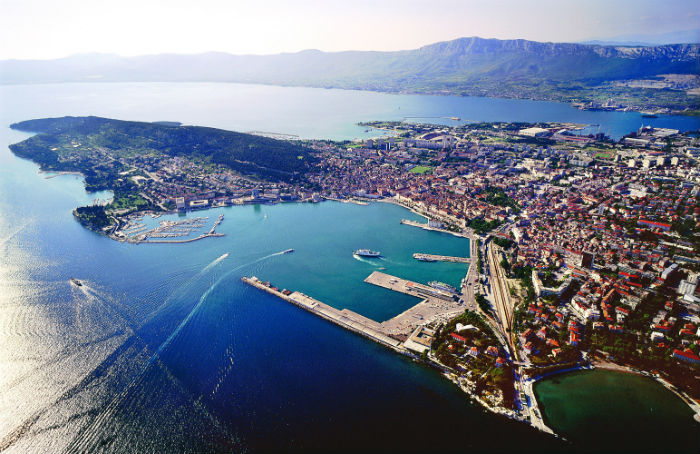 Getting Around Split - The Residence of a Retired Roman Emperor