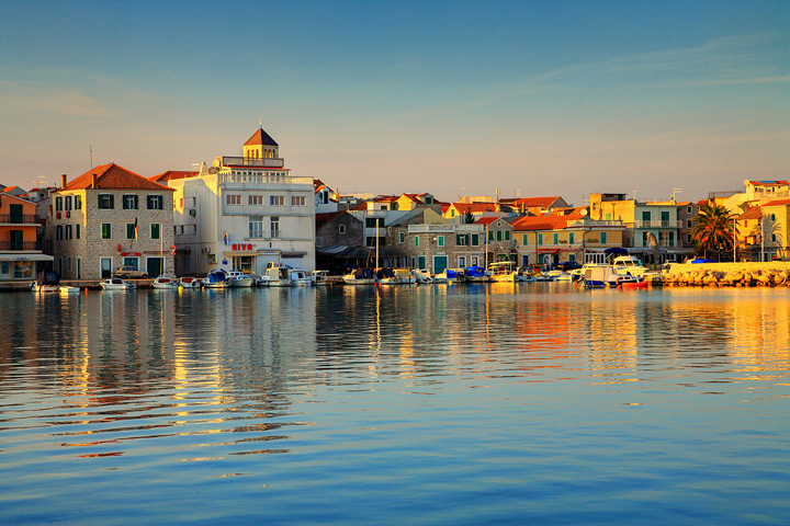 Vodice - Vibrant and Relaxing in Equal Measure