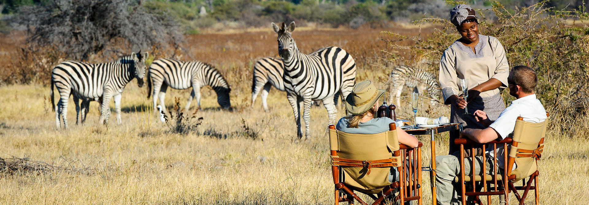 Mombo Camp - Moremi Game Reserve