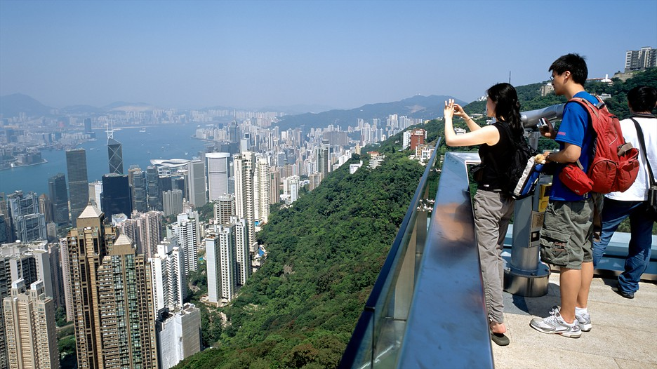 Victoria Peak - The Mountain That Will Take Your Breath Away