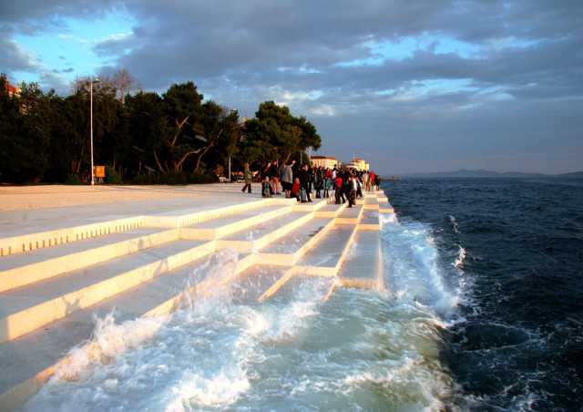 Zadar: Whispers of History and Sea Organs