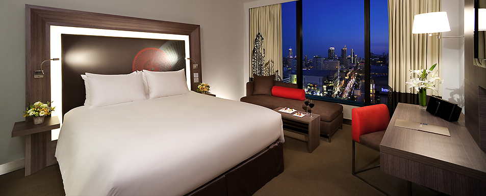 Choose a central hotel for your Bangkok visit