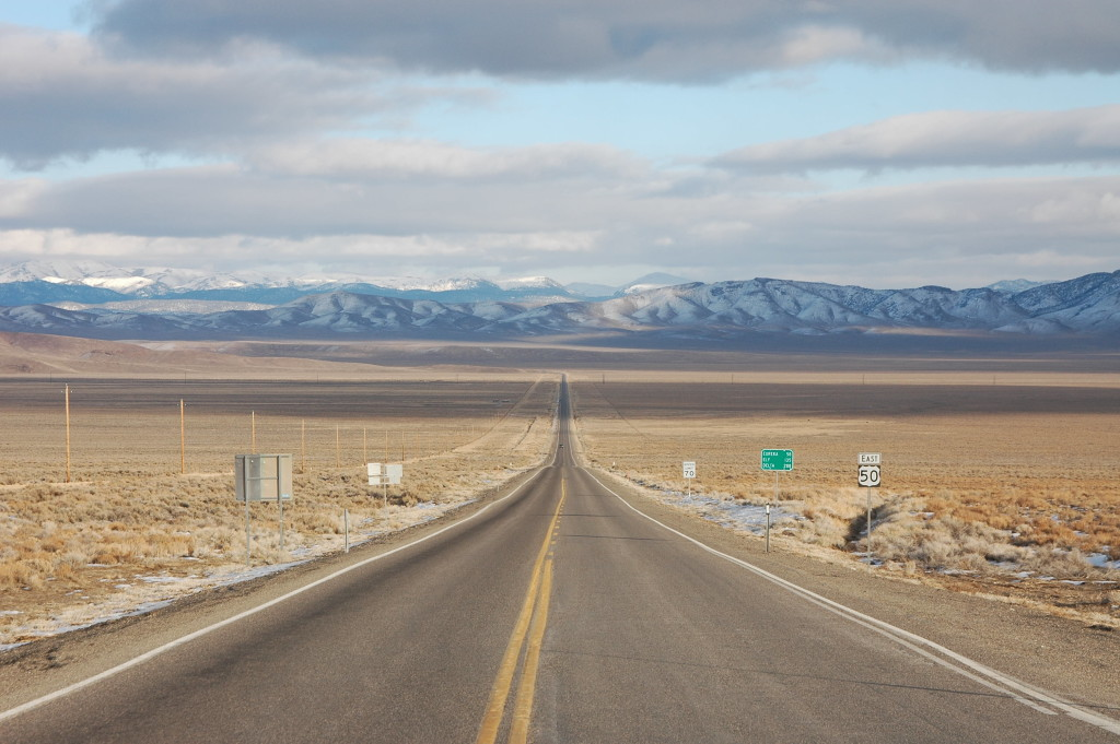 Cruising Along the Most Fascinating, Loneliest Road in America