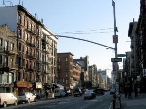 New York Neighbourhoods