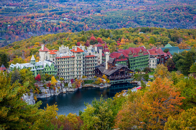 New Yorks 20 Coolest Out-of-town Spots