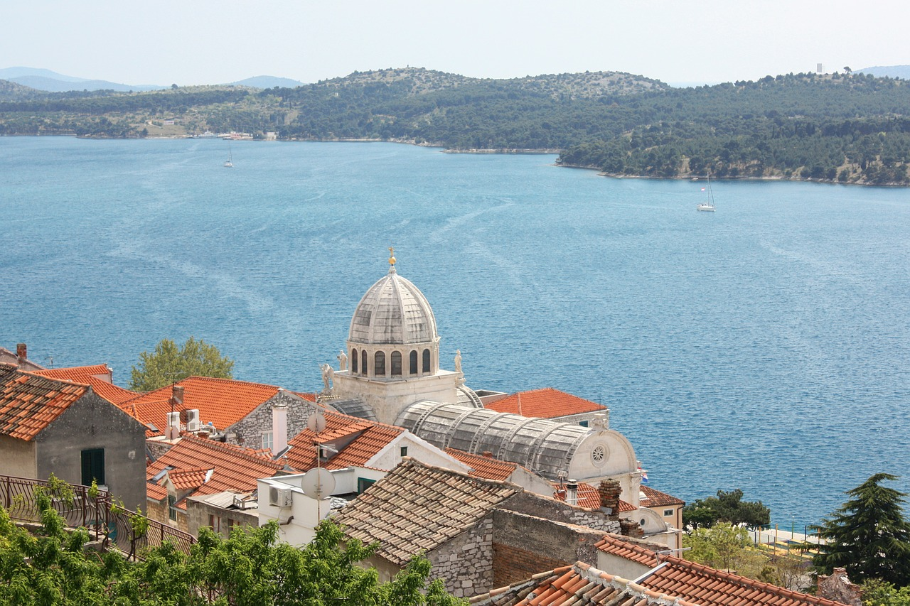sibenik-sea-view