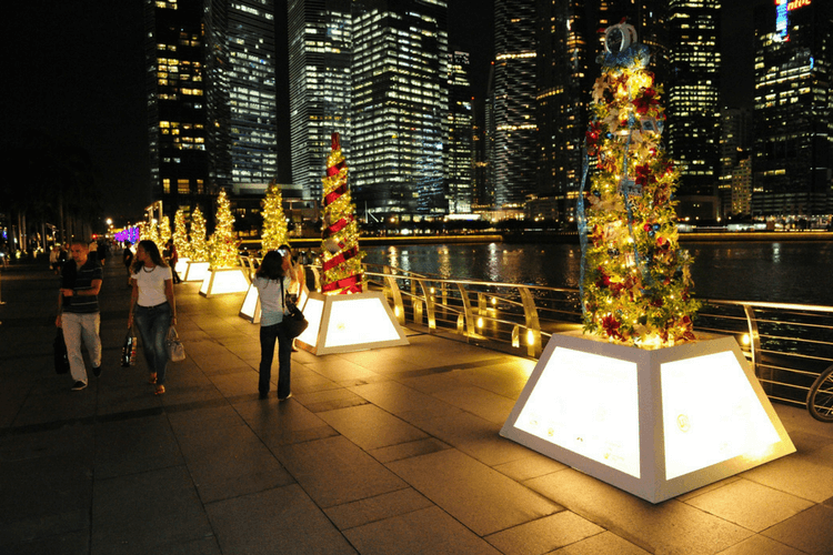 Visiting Singapore with Kids this Christmas? Check out the Best Places to Visit!