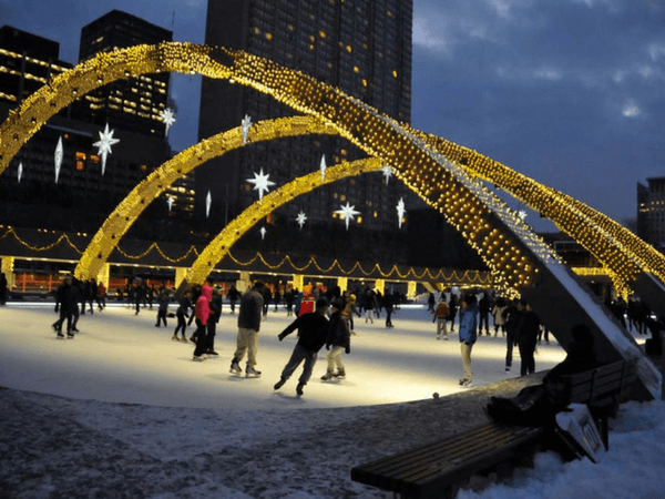 Best Places to Celebrate Christmas and New Year in Canada