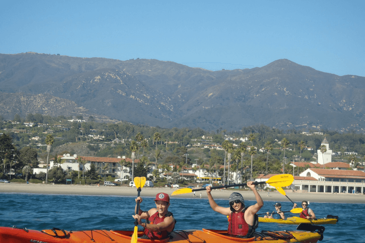 Santa Barbar Sailing Center