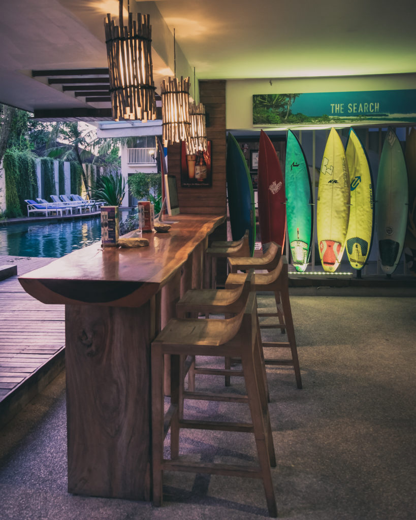 Bliss Surfer Hotel Bali, a Perfect Choice for Surfer Travelers
