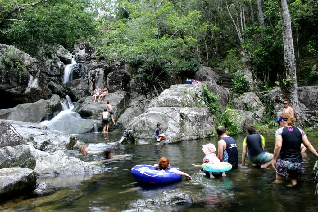 The Attraction of North Queensland, Australia