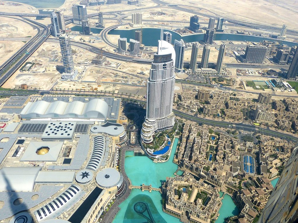 Reaching New Heights: Visit the Burj Khalifa While Vacationing in Dubai