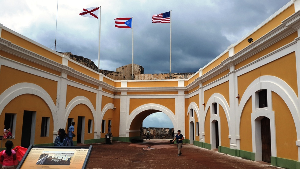 San Juan is not your normal U.S. city