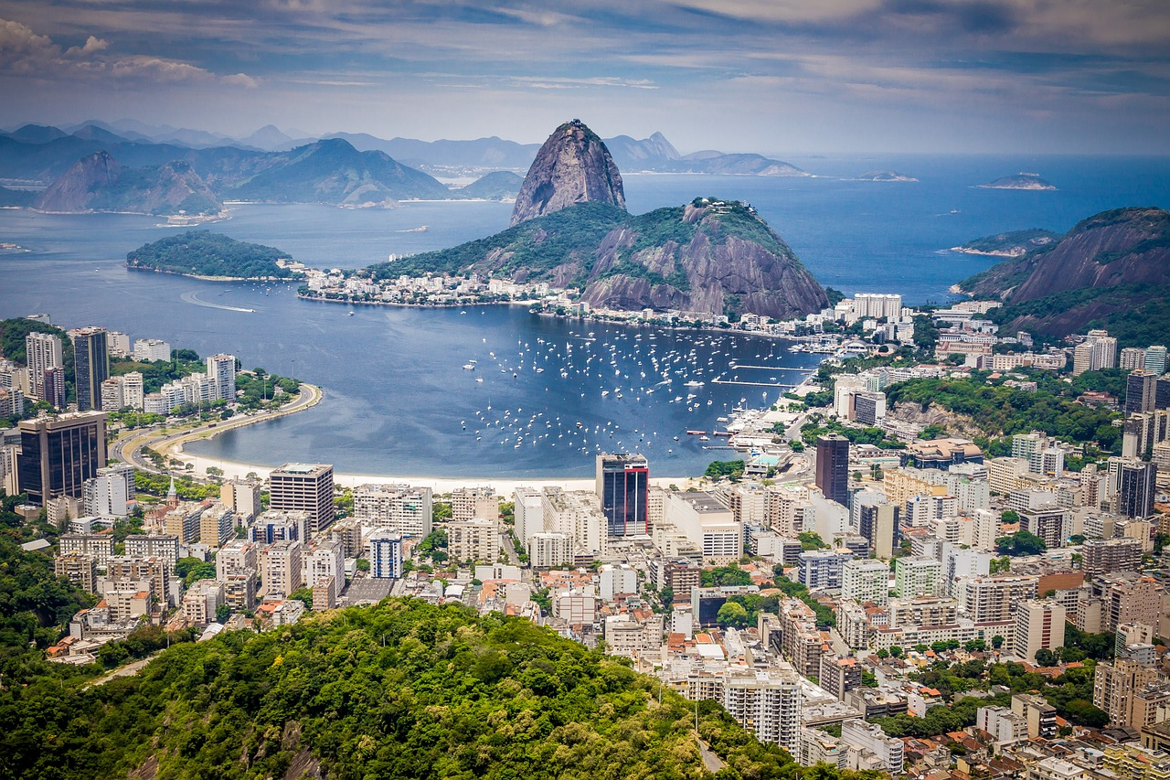 Most Beautiful Cities From Each Continent