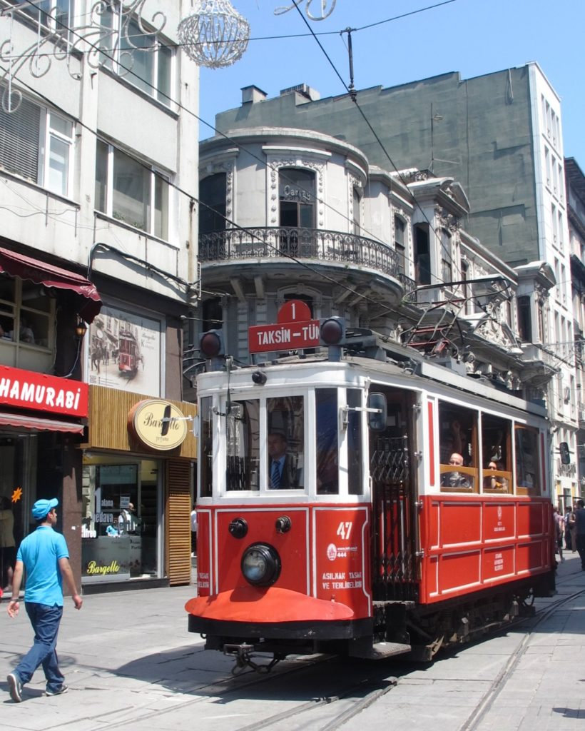 There is another side to Istanbul apart from old Constantinople