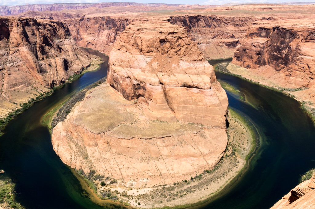 Antelope Canyon and Horseshoe Bend are Instagram favourites