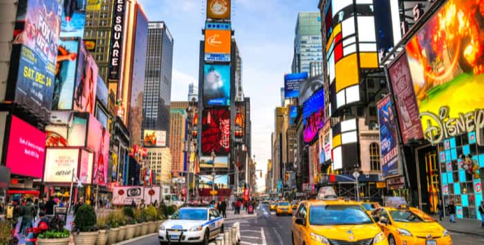 Road Trip to New York: The Experience of An American Sporting Event