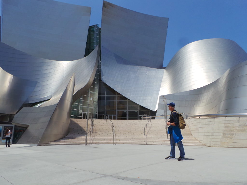 Downtown Los Angeles museums and music venues