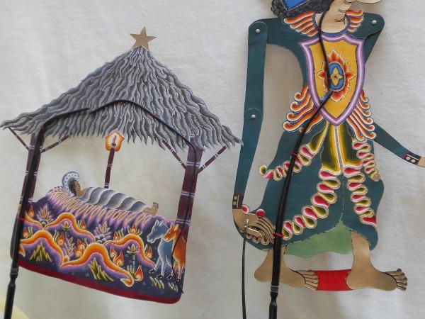 Nativity Wayang Story