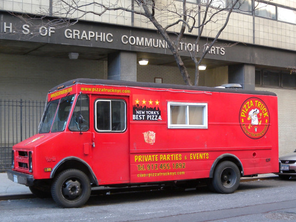Lists of Most Popular Food Trucks in America in 2014