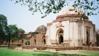 Tourist Destination in Hauz Khas Village, New Delhi, India