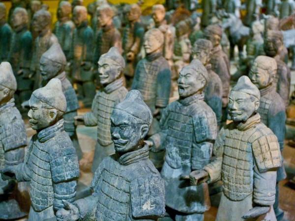 China Terracotta Warriors, the Splendor of First Dynasty