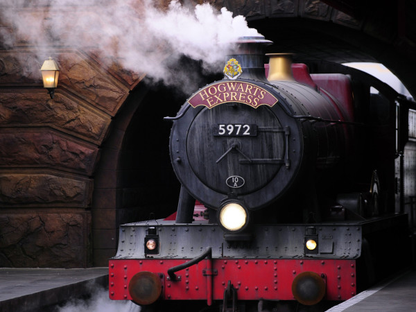 Wizarding World of Harry Potter in USS Osaka Japan