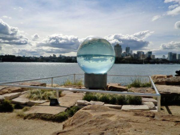 Sydney, NSW, Australia, Glass Ball