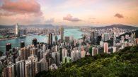 Victoria Peak, Hong Kong, panorama